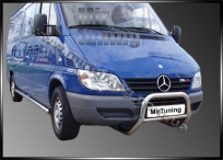 Кенгурятник стандарт без рожок d-60mm для Mercedes Benz Sprinter