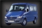 Mercedes Benz Sprinter W901-905 (1995-2006) CDI